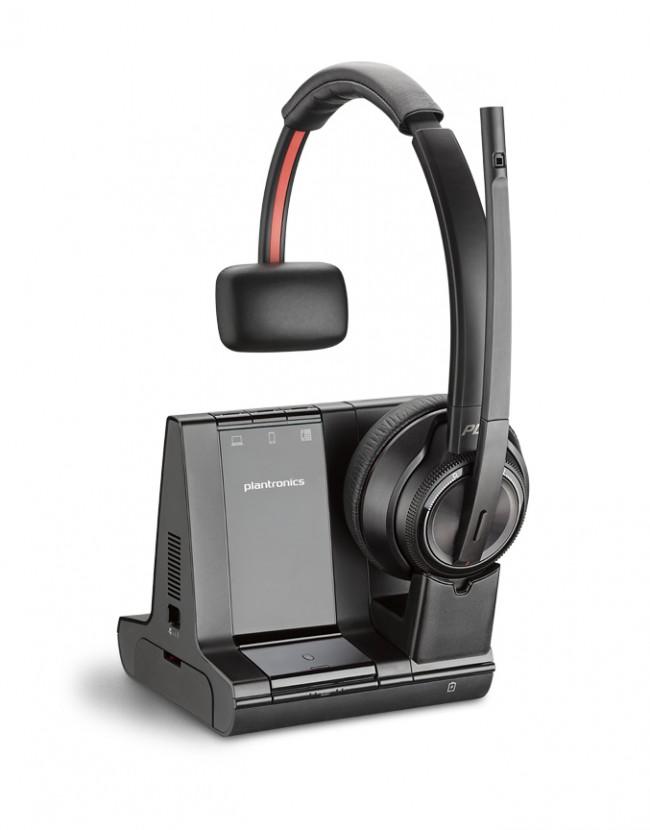 Plantronics Savi 8210 Mono Wireless DECT Headset · Zoom a6c2658cd5